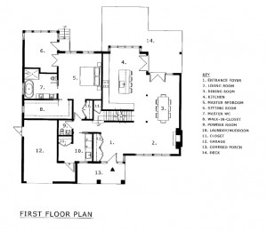 Drummond Road-2, Oakville floor plan